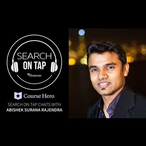 Voice Search, Machine Learning, & The Death Of Black Hat SEO w/ Abishek Rajendra - Search On Tap Podcast - Episode 21