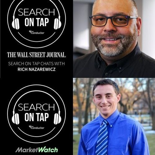 What's It Like To Work At Two Of The Largest News Sites In The World - Search On Tap Podcast - Ep 22