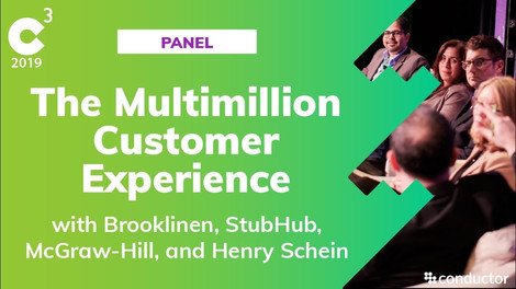 The Multimillion Dollar Customer Experience