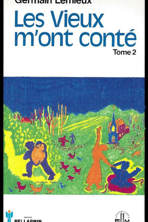 copy of Les vieux m'ont conté - Tome 2 (Édition de poche)