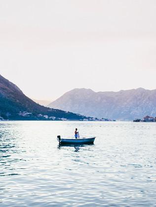 Snizhevskaya-Zarina-The man and the sea.