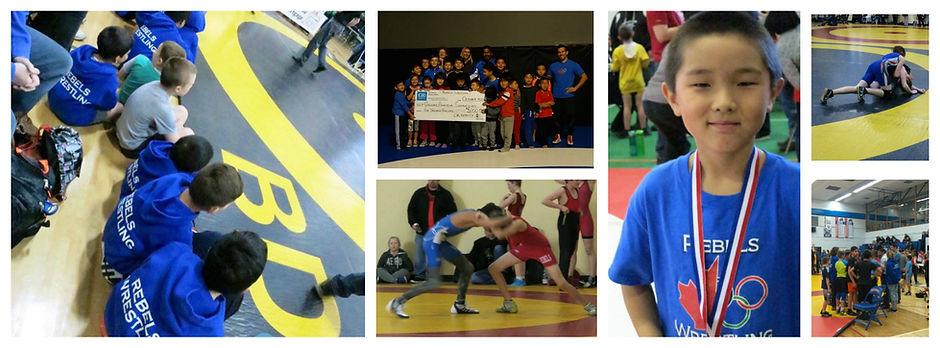 Rebels Wrestling YYC Calgary Wrestle FREE, Rebels Wrestling, wrestling, wrestle, YYC wrestling, Calgary Wrestling, Russ Mendonca, Shaughn Jones