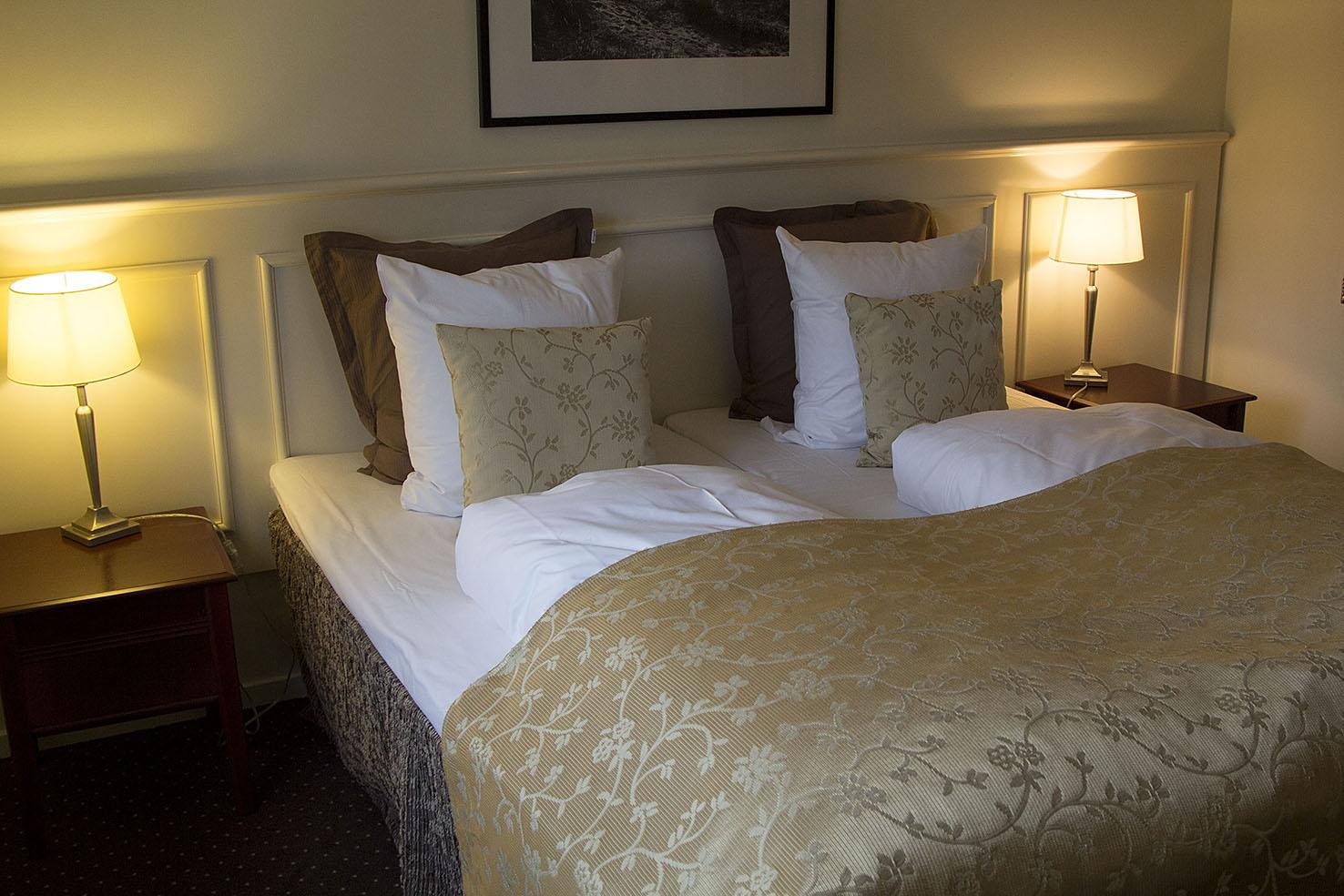 Højby Kro & hotel værelser