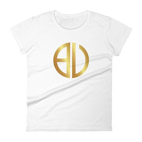 BU Logo Women's short sleeve t-shirt