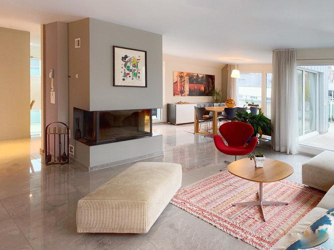 Private Wohnung für Immobilieninserat
