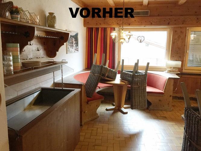 Hotel Bergstuba Klosters