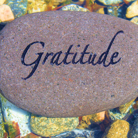 The Gratitude Of Time