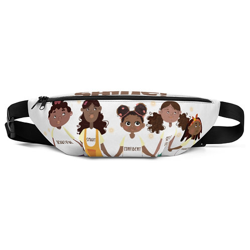 Black Girl Shine Fanny Pack
