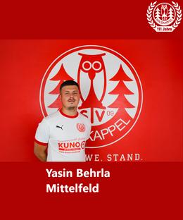 Yasin Behrla