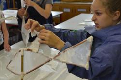 Workshop at Haymoor Junior School