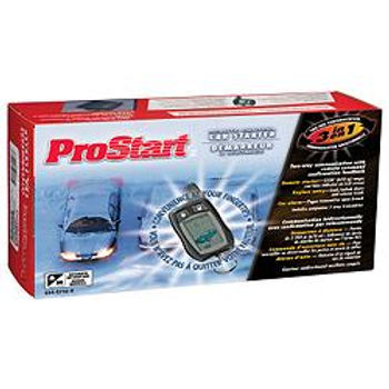ProStart Remote Starter Installation CT-3271 CT5472TW CT-4211TW CT4311TW Directed Canadain Tire
