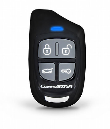 1-WAY G6 1000 Feet Remote Car Alarm