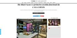 SIte CASA COR_ THE BLACK SWAN