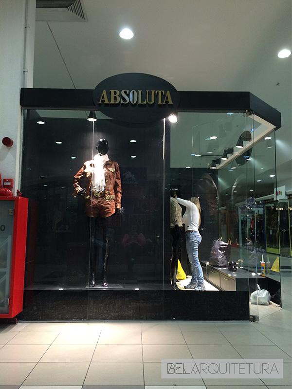 Loja Shopping Total_Porto Alegre/RS