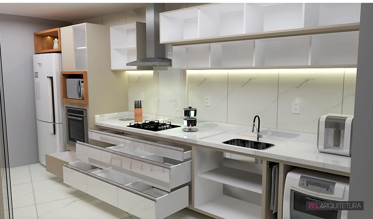 Cozinha AP_São Leopoldo/RS