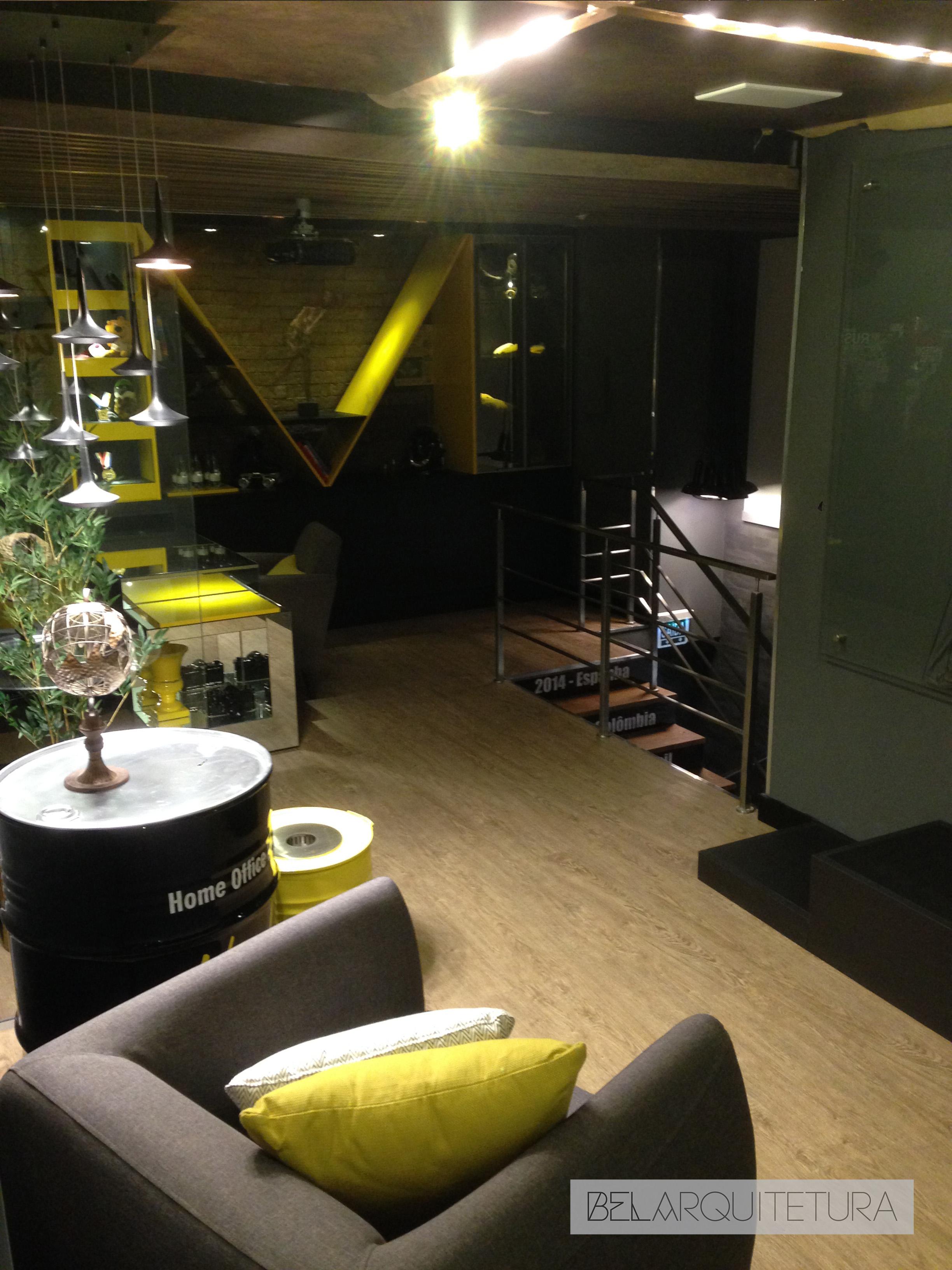 HOME OFFICE DO ATLETA_ Casa Cor RS
