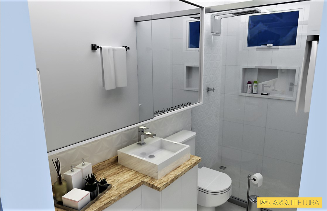 Banheiro RF_Lajeado/RS