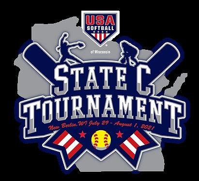 WI USA Softball of WI State C Tour 2021.