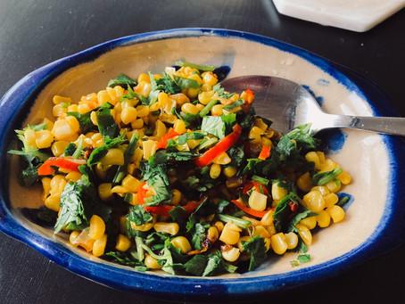 Maïs à la Cambodgienne de Nico
