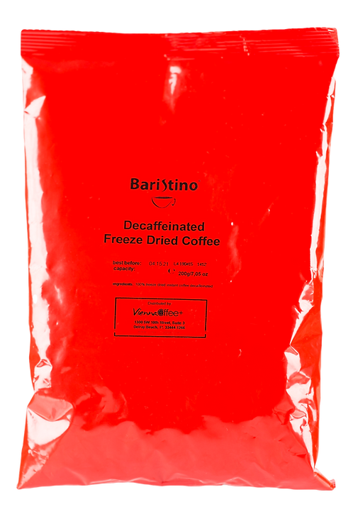 Freeze Dried Coffee - 1 Bag (0.44 lbs)