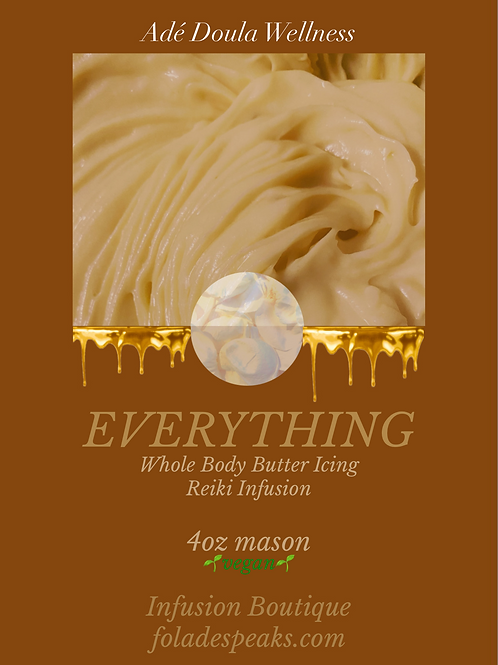EVERYTHING Whole Body Butter Icing
