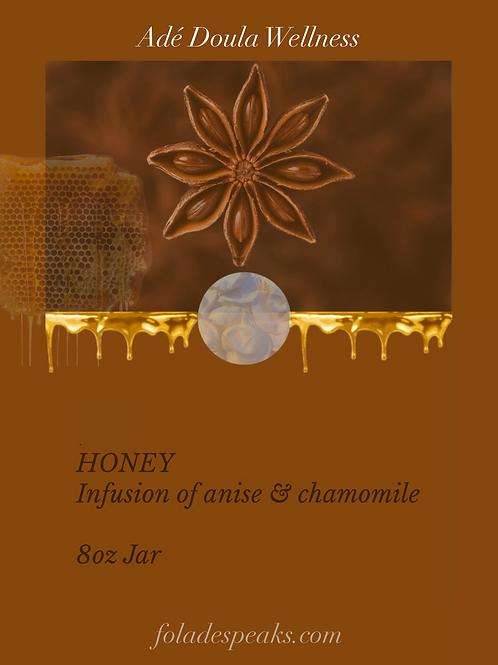HONEY INFUSION anise & chamomile