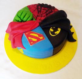Superheroes Birthday Cake.jpg