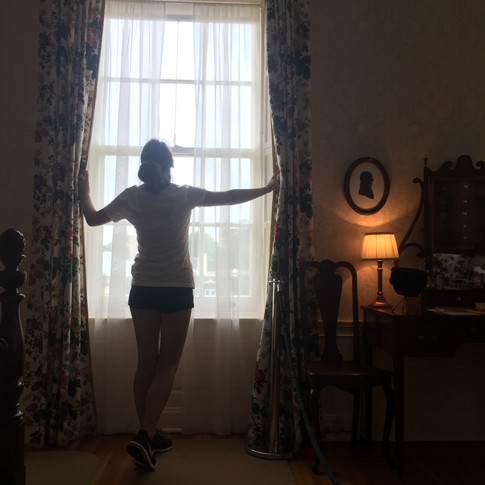 2/8 – You Have to Let the Light In