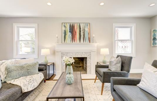 1728 Allison Street NE Living Room