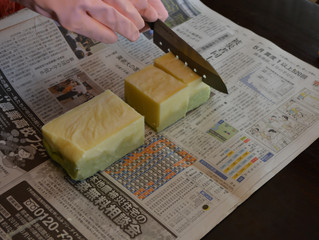 手作り石鹸作り