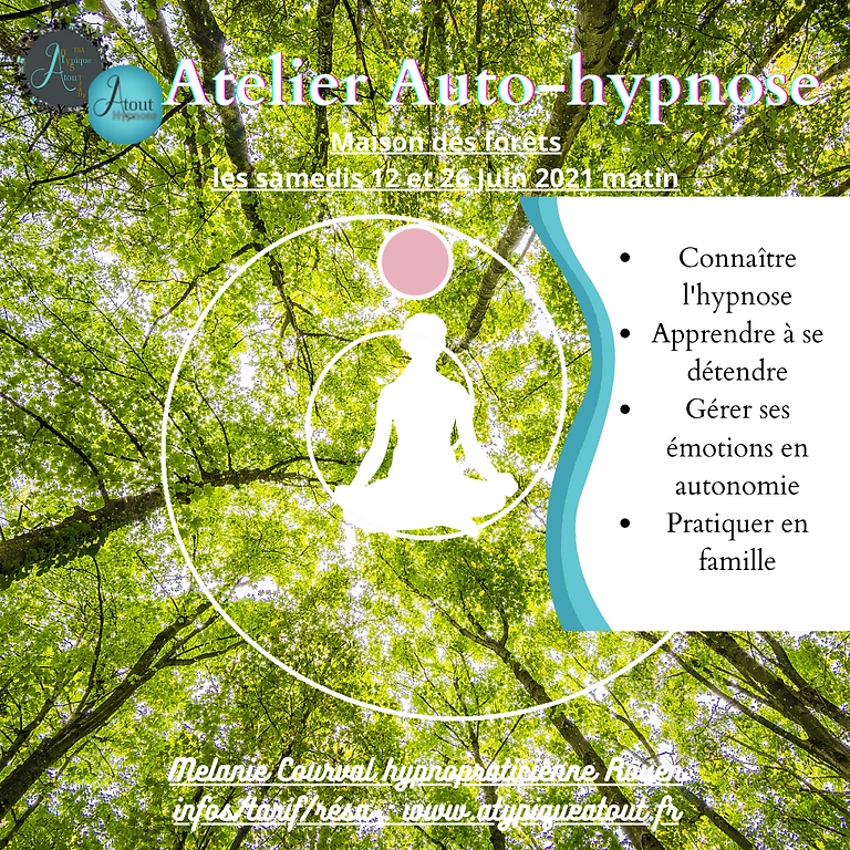 Atelier Auto-Hypnose