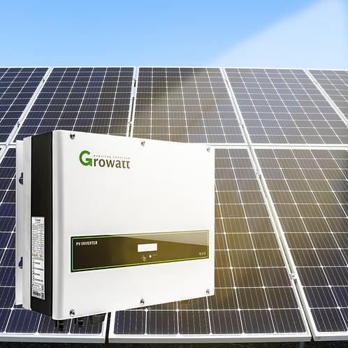 Solcellepakke 16 paneler 5280w