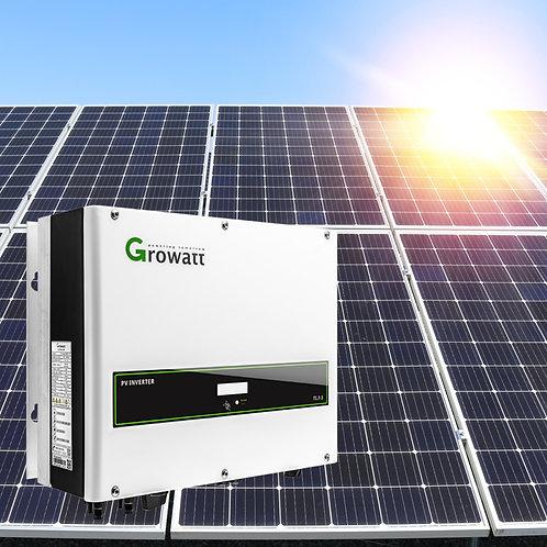 Solcellepakke 20 paneler 6600w