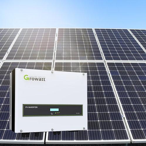Solcellepakke 24 paneler 7920w