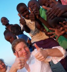 2 weeks to our Kenyan scout!