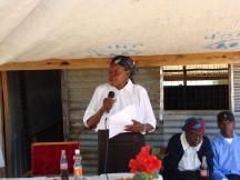 Our Kenyan Executive Producer: Benta Odhiambo (Mama Benta)