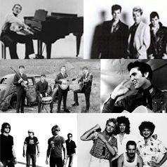 звезды рок-музыки
