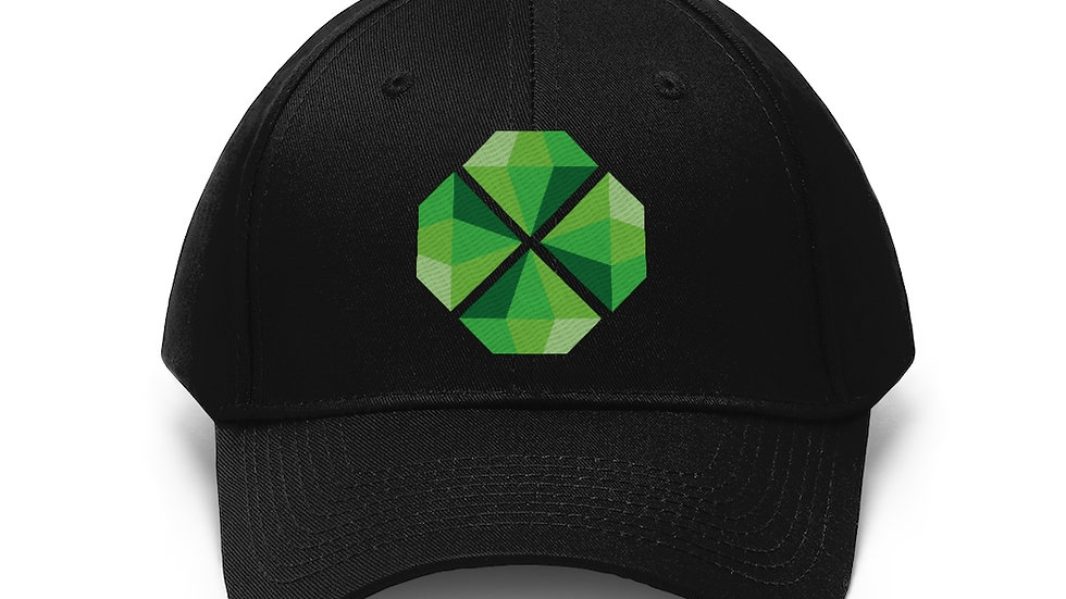 Four Diamonds Dad Hat