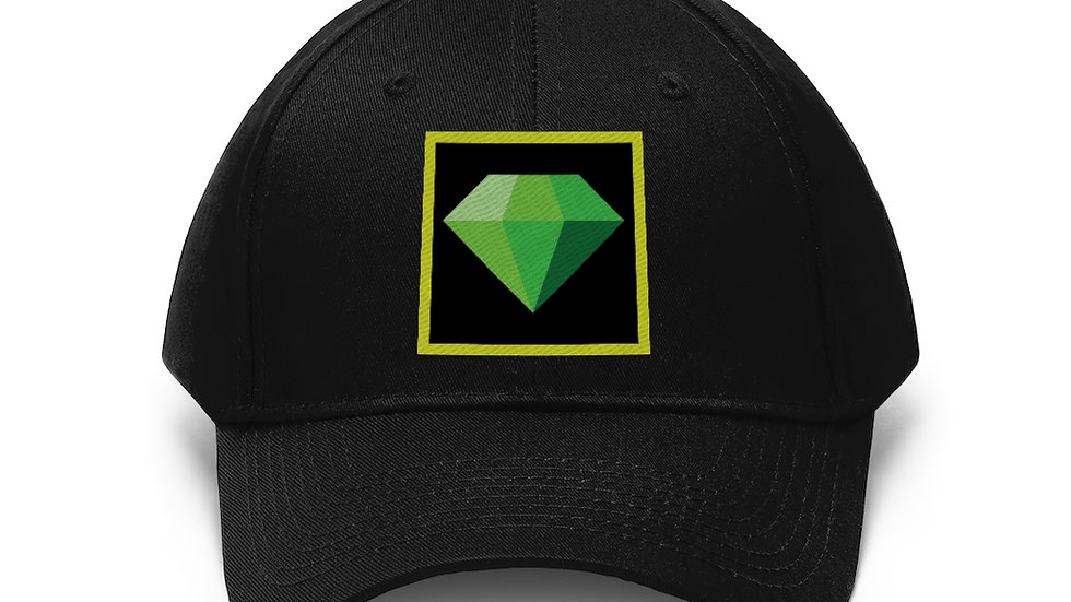 Single Diamond Dad Hat