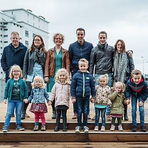Familie van den Hout