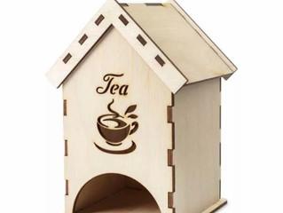 Чайные домики и коробки для чая