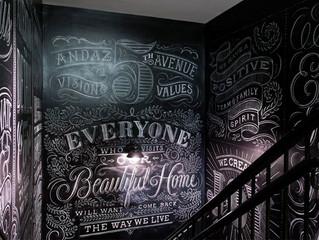 А вот одна из работ дизайнера Dana Tanamachi