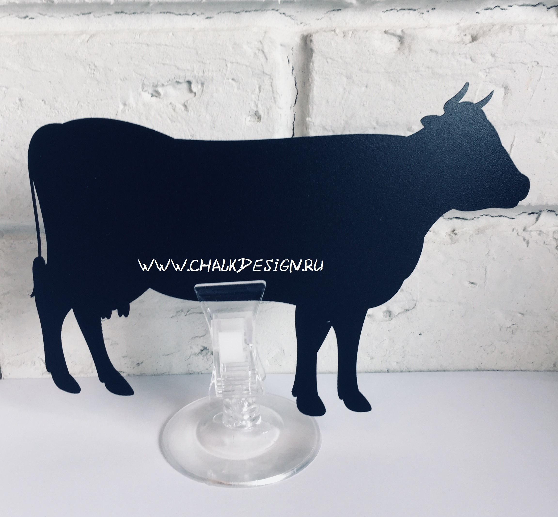 Меловой ценник Корова.jpg