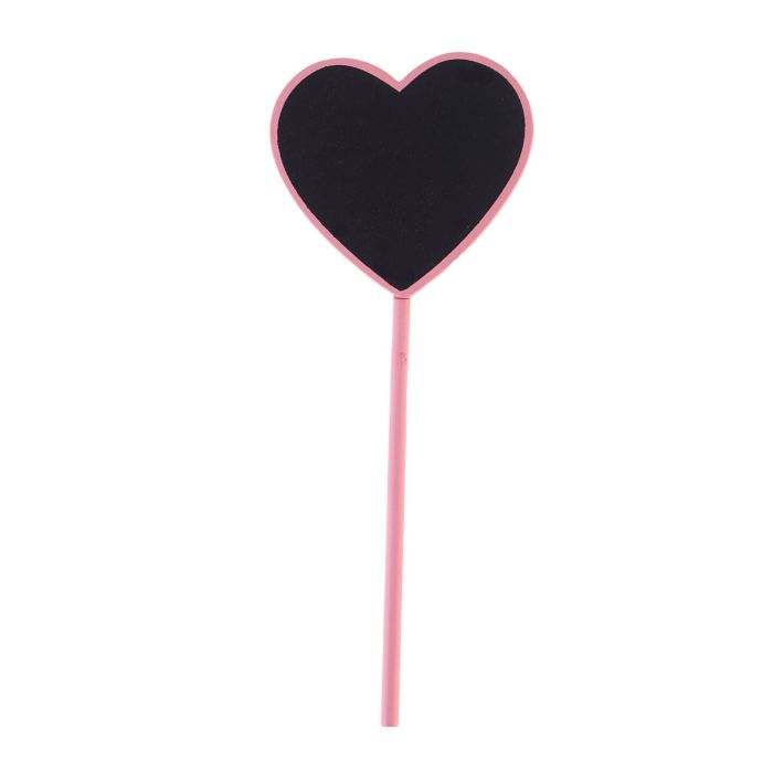 Табоичка меловая Сердце на палочке