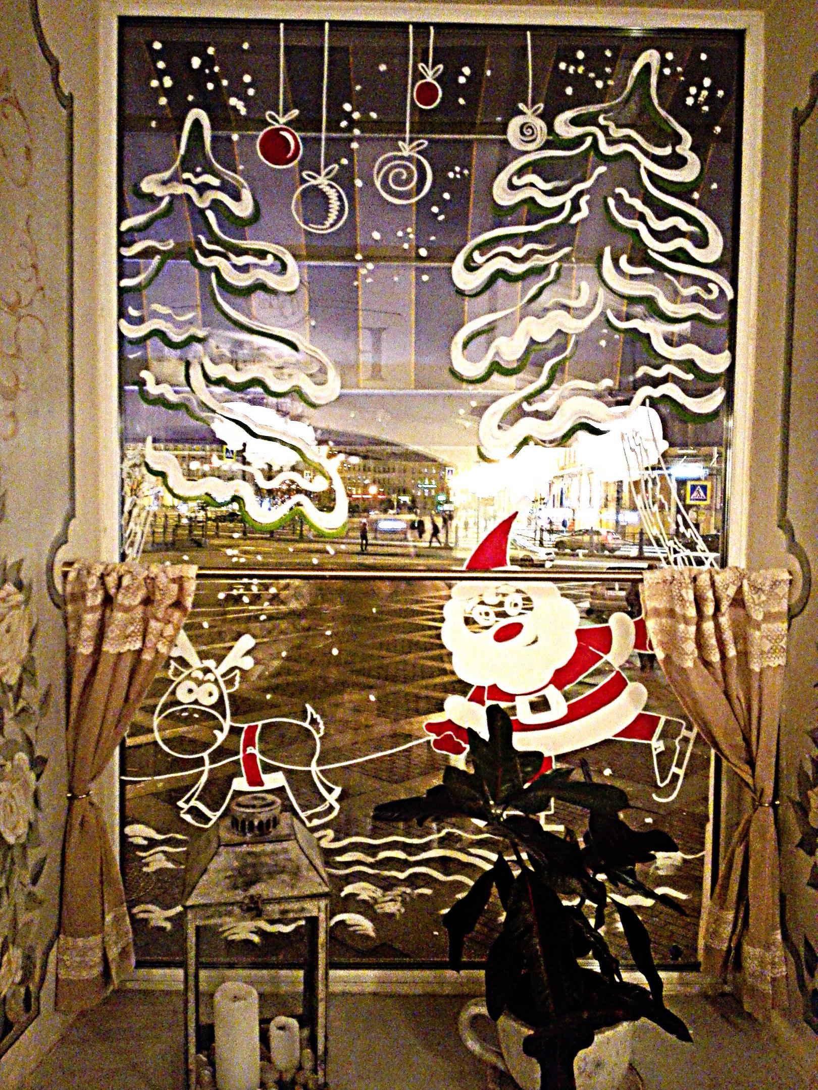 Рождественское оформление для  Кондитерия FermА_6.jpg