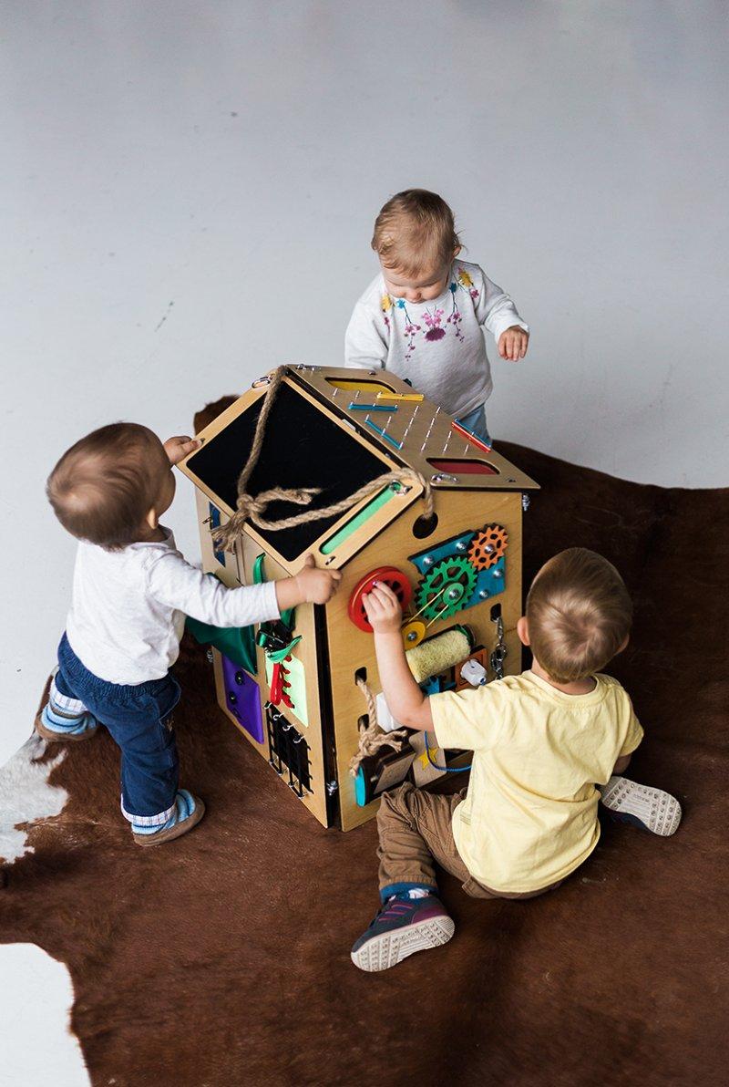 Умный дом для развития ребенка