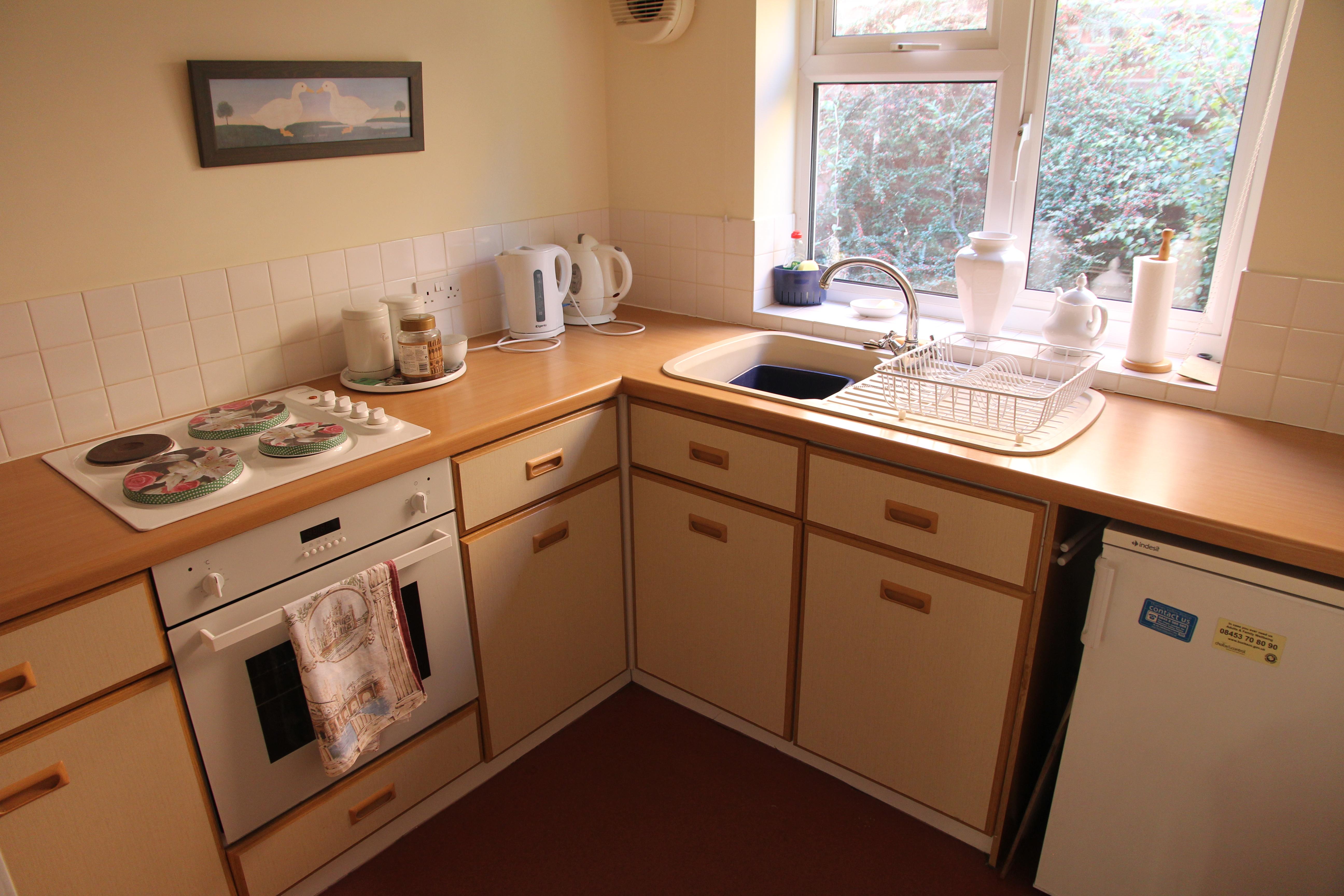 Kitchen in Community Room