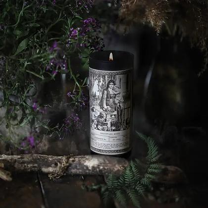Graveyard Roses Ritual Candle