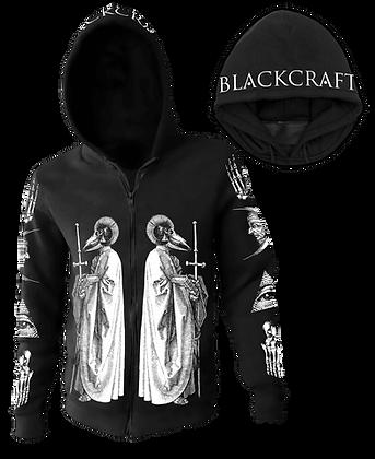 Ram Priest Zip-Up Sweatshirt