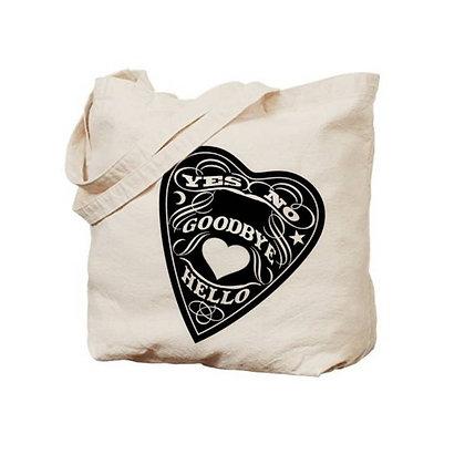 Ouija Planchette Tote Bag